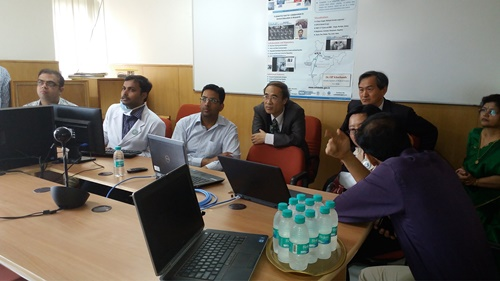 Taiwan Delegates at CDER AIIMS_1