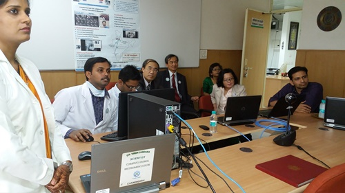 Taiwan Delegates at CDER AIIMS_2